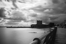 Carrickfergus Castle, Infrared - 3476