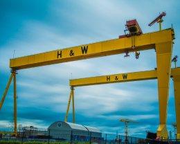 Harland & Wolff Cranes - 5202