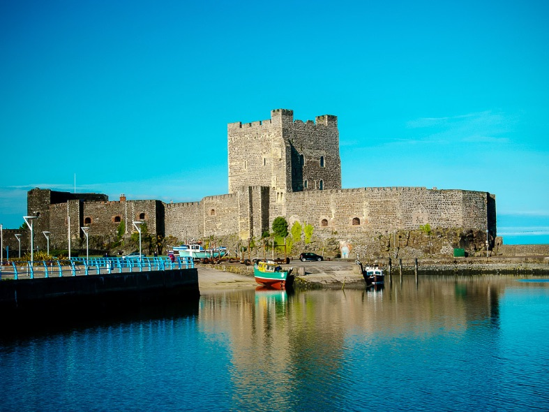 Carrickfergus Castle - 6894