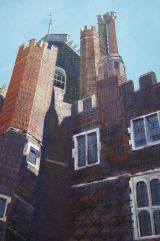 Hampton Court - Two Chimneys