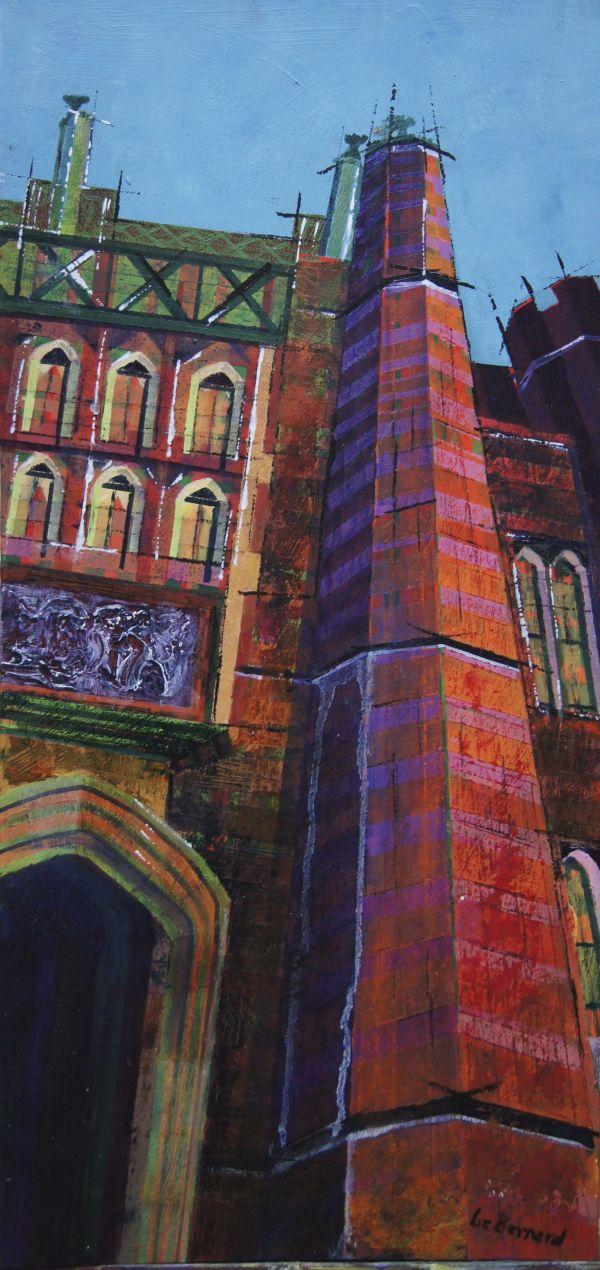 Hampton Court entrance SOLD
