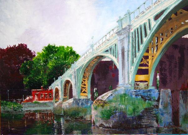 Richmond Lock - SOLD