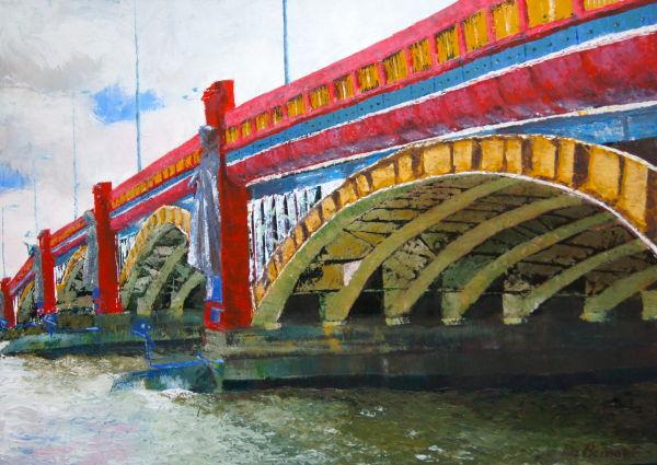 Vauxhall Bridge SOLD