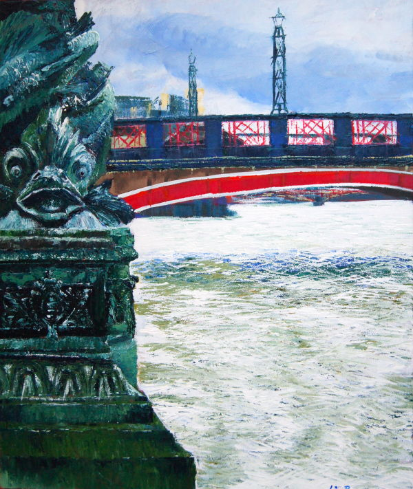 Lambeth Bridge - SOLD