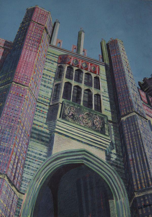 Hampton Court - West Gate