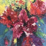summer flowers SOLD