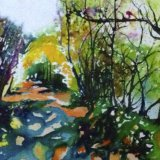 Thames Tow path 2 - SOLD