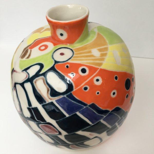 porcelain pot  NFS