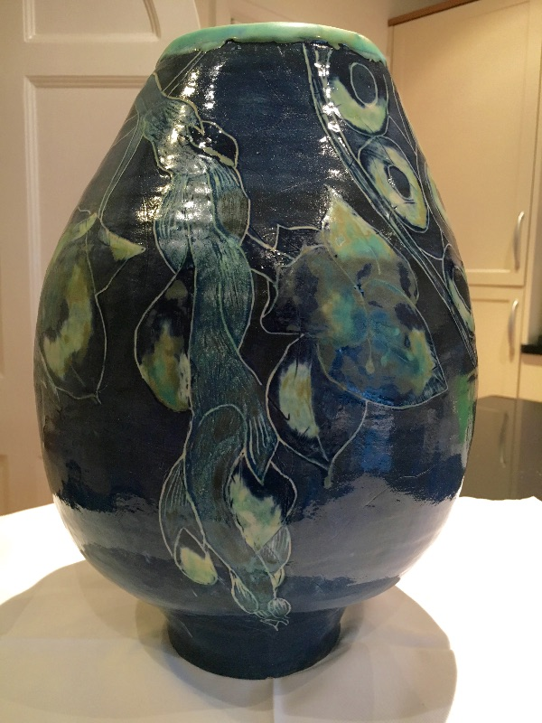 Coiled vase NFS