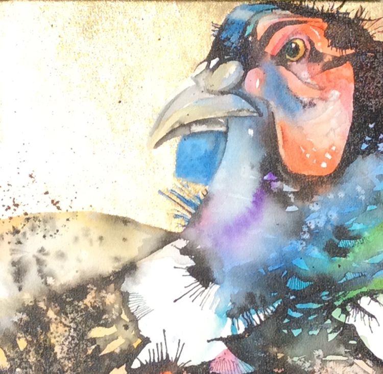 Mr Pheasant I
