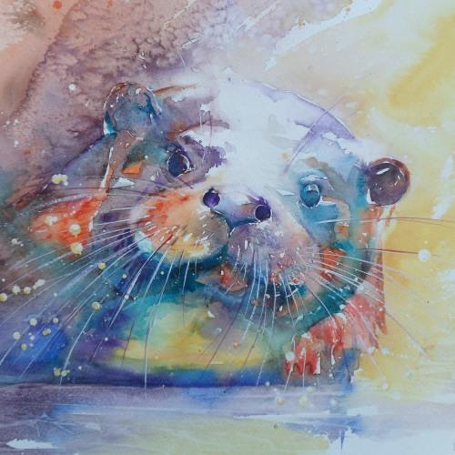 Rainbow otter
