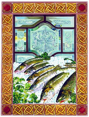 Foodhalls fish counter