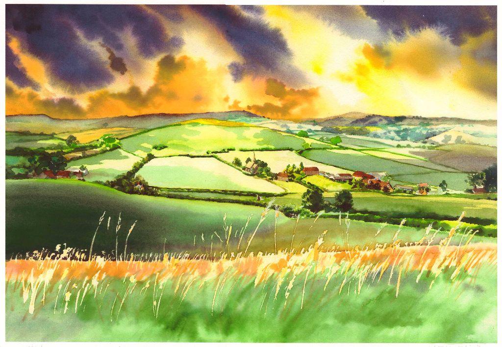 Light Emerging Dorset