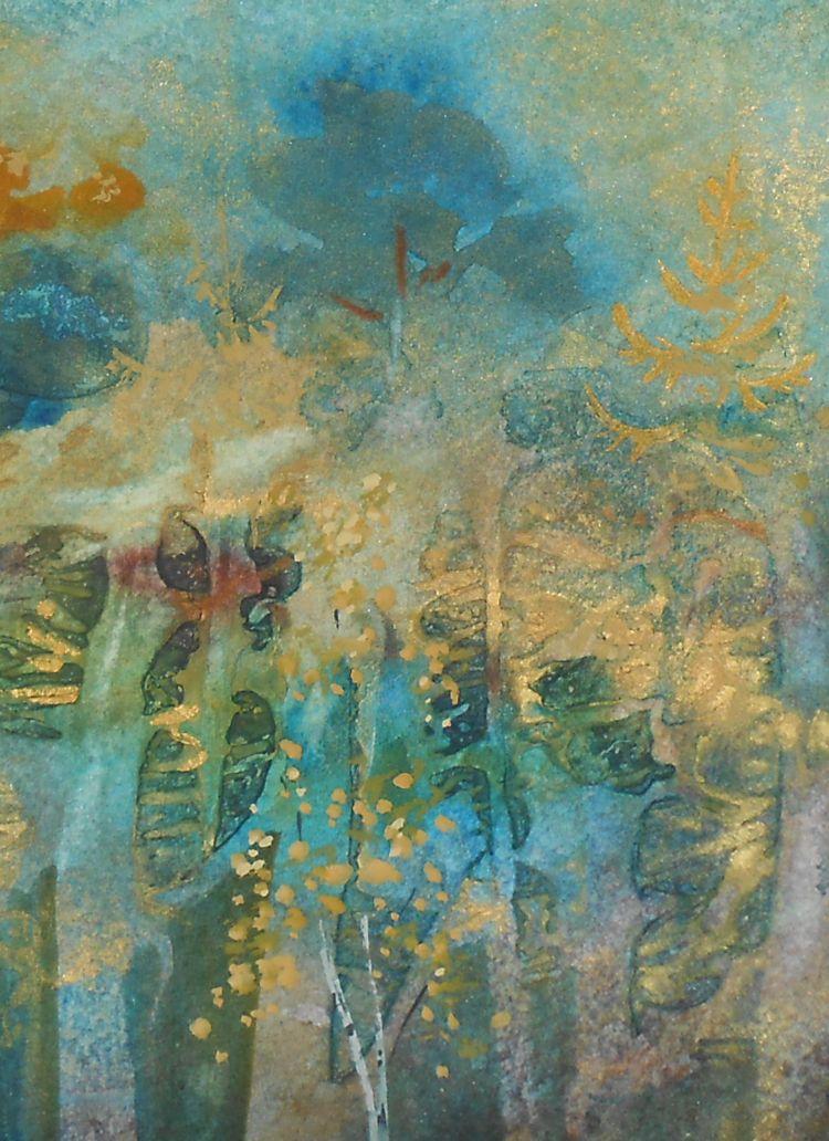 Cairngorms Autumn (detail)