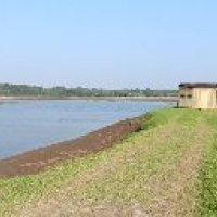 new intertidal lagoon