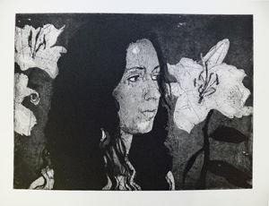 Josephine etching   £140