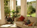 Inside the new Garden Room