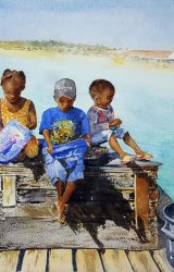 Cape Verde Children
