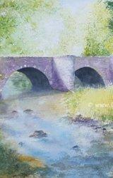 Le Pont Medieval at Le Chalard