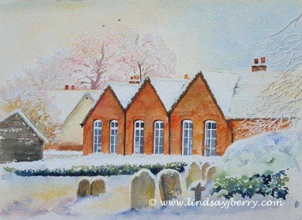 The School in Winter, SSJ