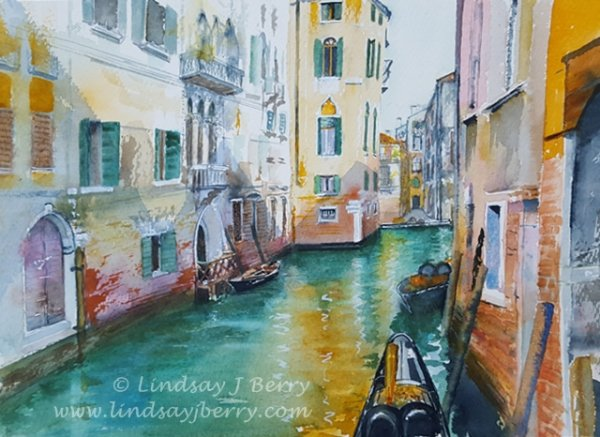 Venice on a Quiet Day