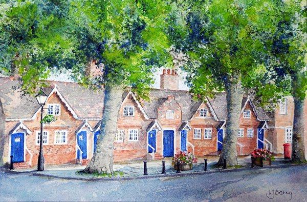 Castle Street Alms Houses