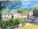 Priory of St Michel de Grandmont, Herault  SOLD