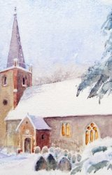 Winter Worship, St Andrews, SSJ SOLD