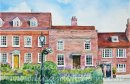 Stepping Up,  Castle Street, Farnham   SOLD