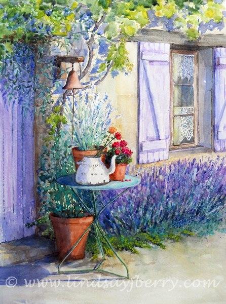 Summer Scent - lavender SOLD