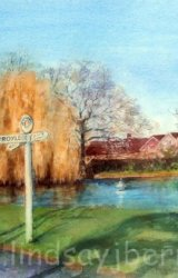 Upton Grey Pond