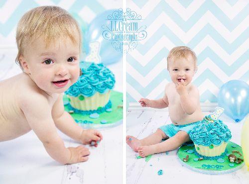 Cake Smash fun