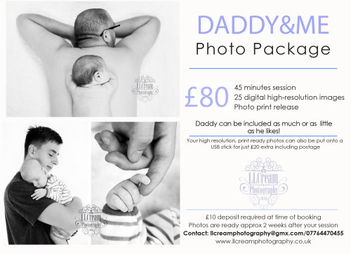 Daddy & Me package