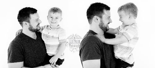 Daddy & me photo shoots