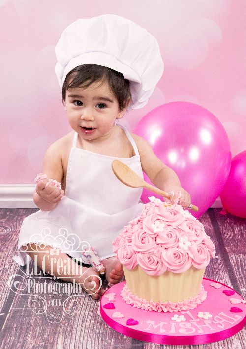 I also have a cute chefs set to use with cake smashes as well as my nappy covers. You can order tutus yourself from Roxter Dreams on Facebook