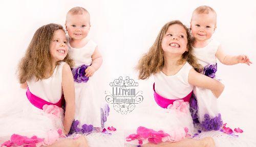 Super cute sisters