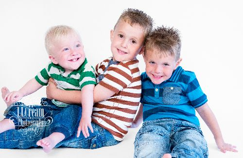 Toby, Jaden & Noah!