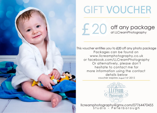 £20 off any package