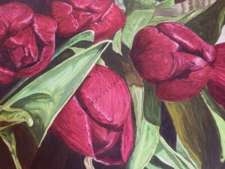 Alex's tulips