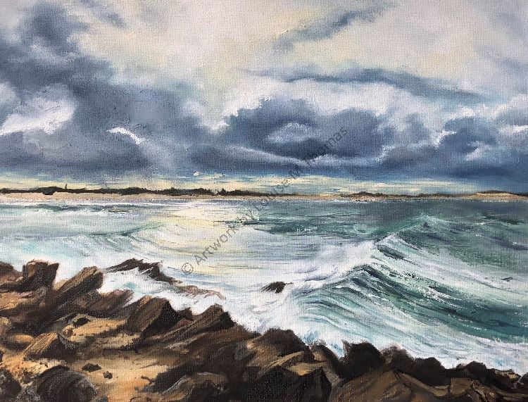 Baleal Decmber storms