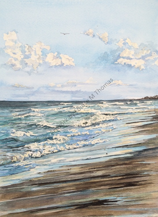 Algarve shore