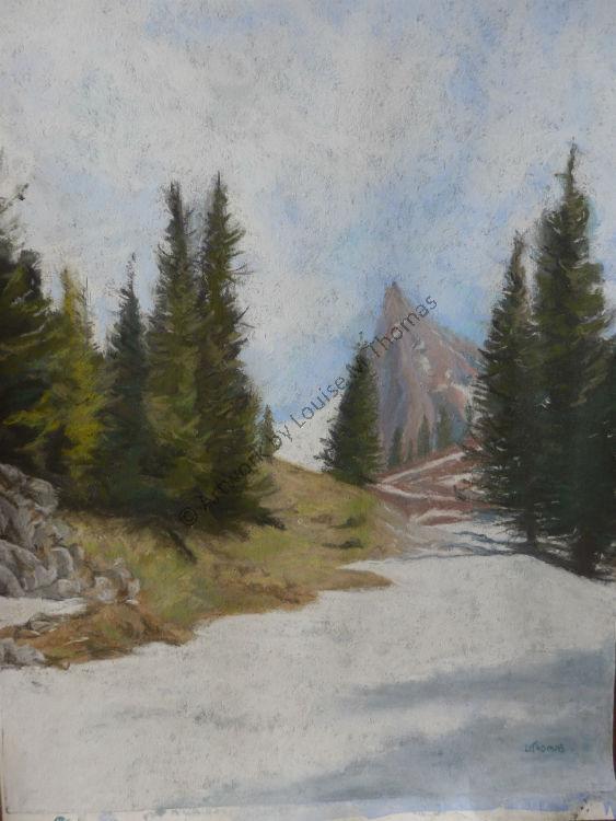 Pre Richard spring snow (SOLD)