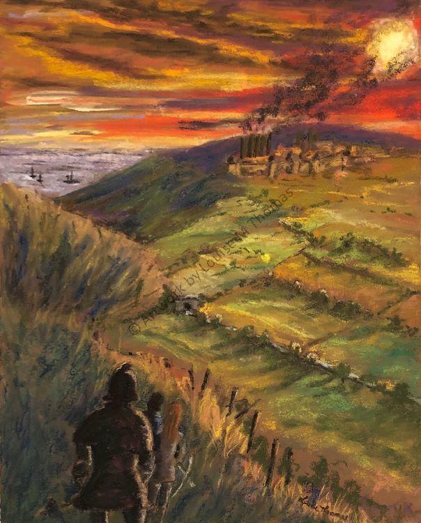 The Burning Plains MW book 3