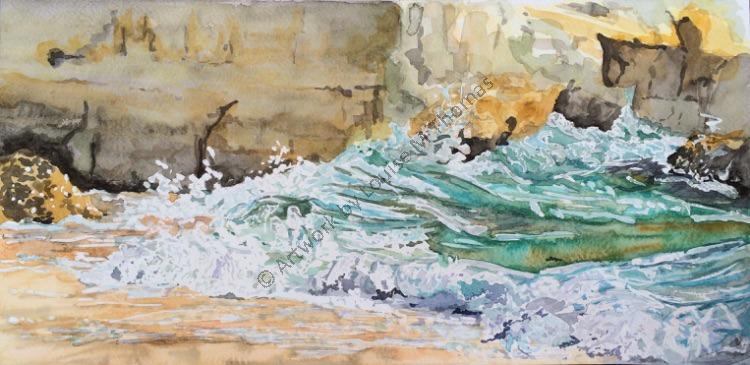 St Raphael, Algarve (private collection)