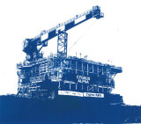 Oil Platform, Hartlepool