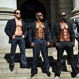 MEM Gym Boys show attitude
