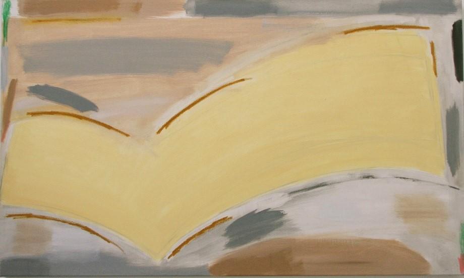 English Mist ( 3'x 5' / 91 x 151 cm)