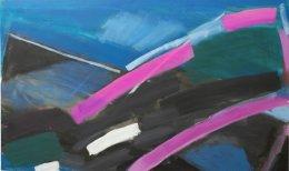 Midnight Blue (3' x 5' /  91 x 152 cm )