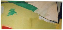 """Open Air (5'6"""" x 12' hinged  / 168 x 366 cm )"""
