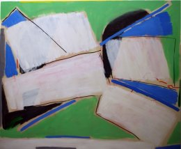 Spread Out ( 5' x 6' /  152 x 182 cm)